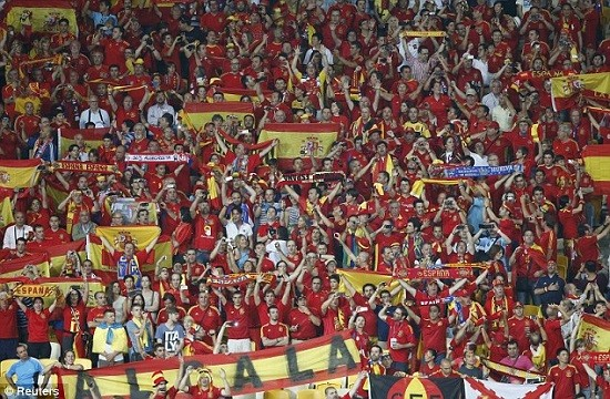 Why Spain are the Group E Winners value bet