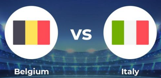 Belgium vs Italy Odds and Betting Tips