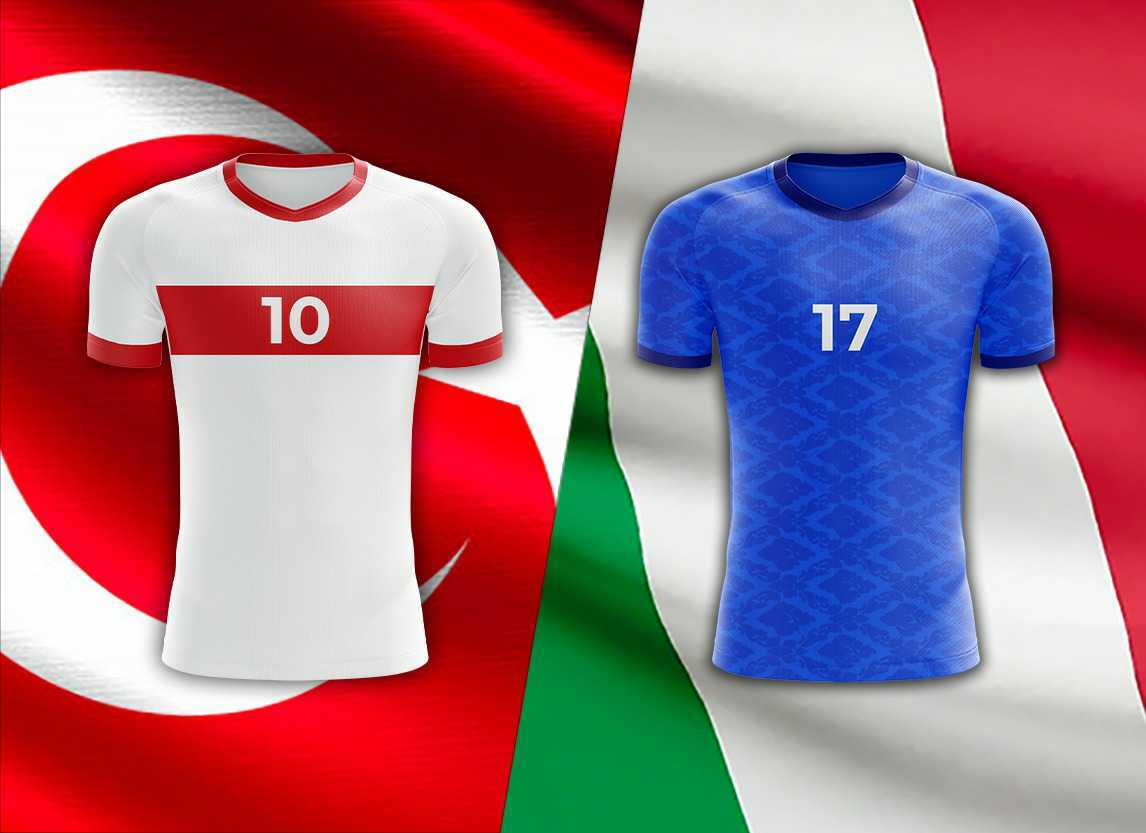 Turkey v Italy Betting Tips and Odds